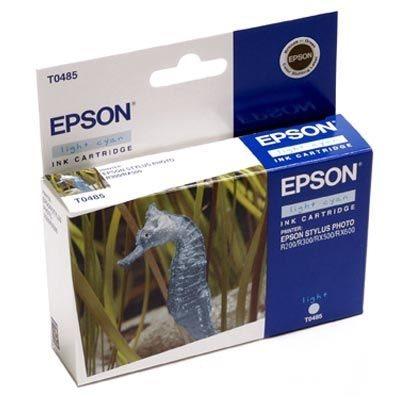 EPSON Tinten für Stylus Photo R300/RX500 cyan