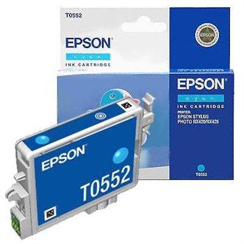 EPSON Tintenpatrone  - T055240, cyan