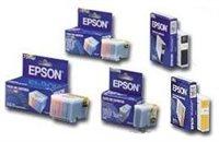 EPSON Tintenpatrone cyan Stylus 5500 - T489011