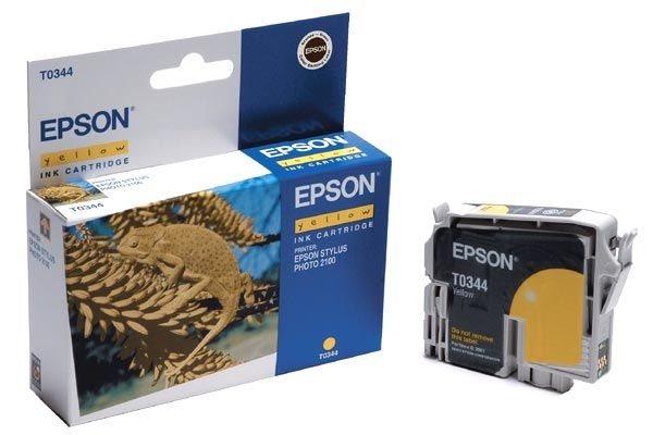EPSON Tintenpatrone für Stylus Photo 2100, yellow