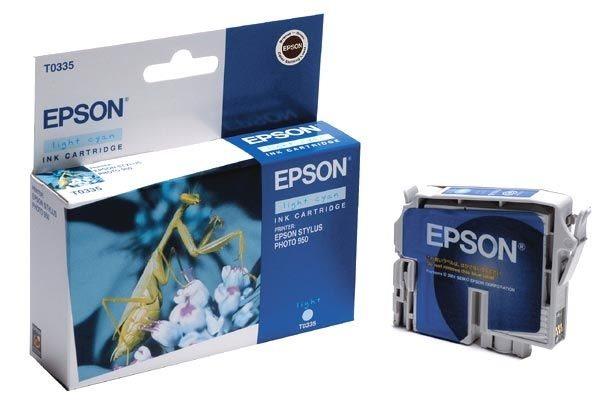 EPSON Tintenpatrone für Stylus Photo 950, hellcya
