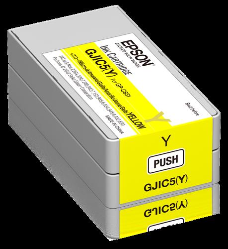 Epson Tintenpatrone gelb S020566 -  C13S020566