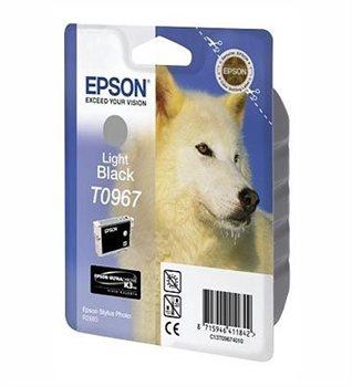 Epson Tintenpatrone light black für SP R2880