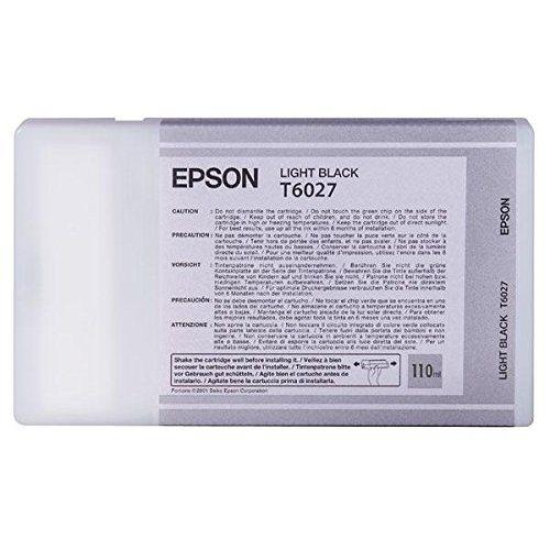 Epson Tintenpatrone light black, T562700