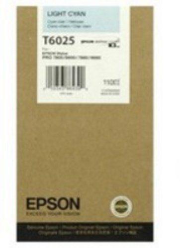 Epson Tintenpatrone light cyan, T562500
