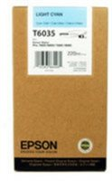 Epson Tintenpatrone light cyan, T563500, HC