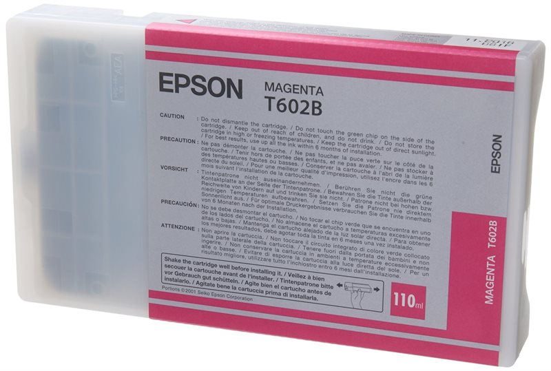 Epson Tintenpatrone magenta, T562300