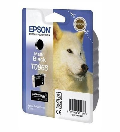 Epson Tintenpatrone matt black für SP R2880