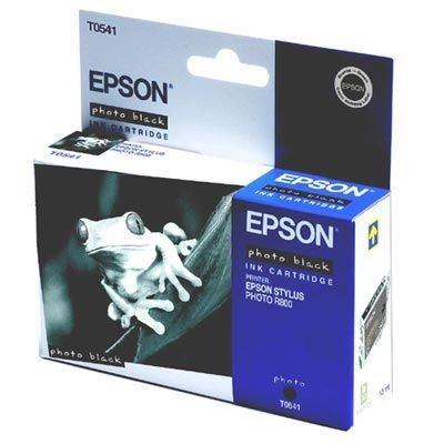 EPSON Tintenpatrone Photo schwarz  - T054140