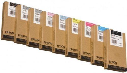 Epson Tintenpatrone photo schwarz, T563100, HC