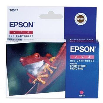 EPSON Tintenpatrone rot - T054740