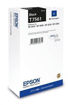 Epson Tintenpatrone schwarz L -  C13T756140