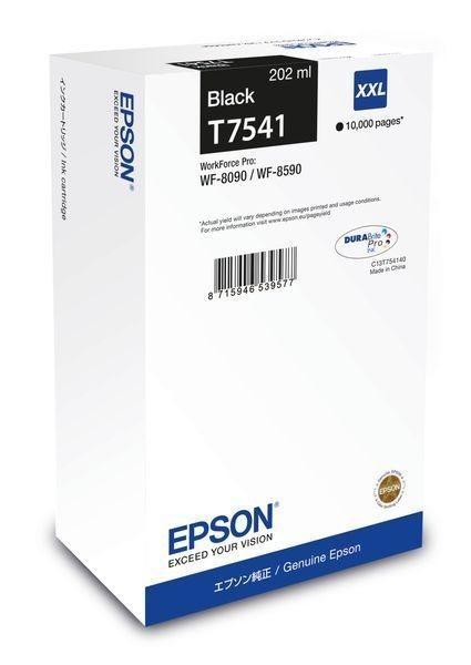 Epson Tintenpatrone schwarz XXL -  C13T754140