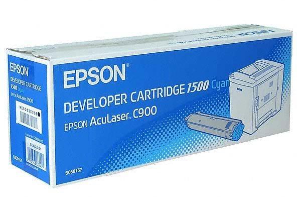 EPSON Toner cyan C900 - C13S050099