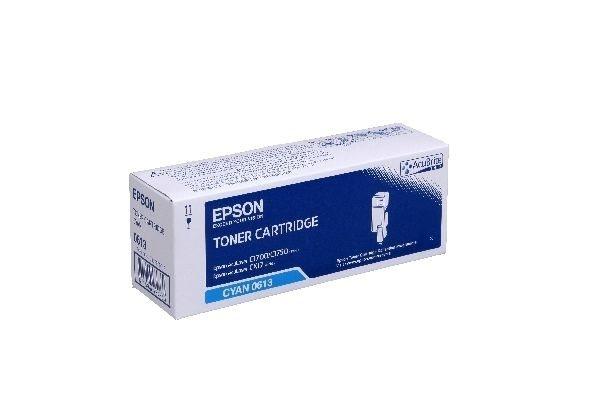 Epson Toner cyan HC für AcuLaser CX17, C13S050613