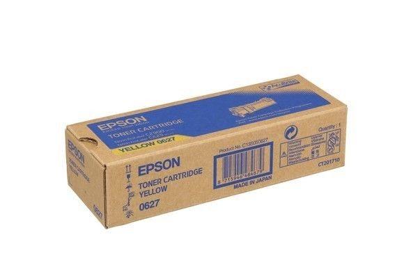 Epson Toner gelb für AcuLaser C2900, C13S050627