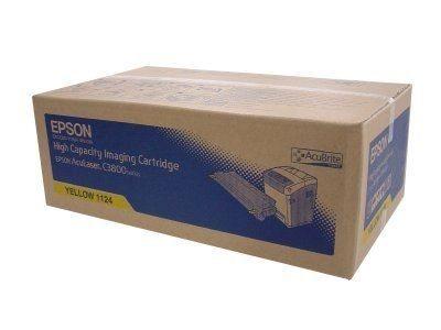 Epson Toner gelb HC für C3800, S051124