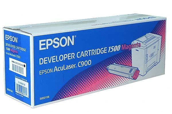 EPSON Toner magenta C900 - S050098