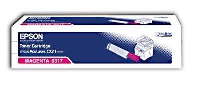 Epson Toner magenta für CX21N, C13S050317
