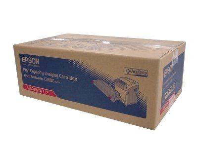 Epson Toner magenta HC für C3800, C13S051125