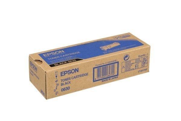Epson Toner schwarz für AcuLaser C2900, C13S050630