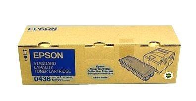 Epson Toner schwarz  für AL M2000, C13S050436