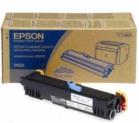 Epson Tonerkassette schwarz für M1200, S050522