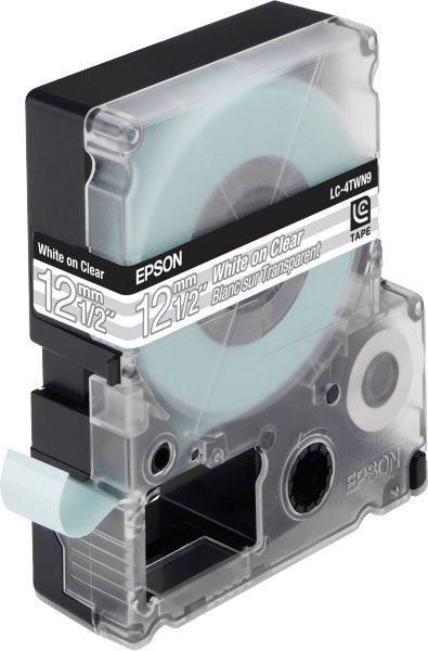 Epson Transparentetikettenkassette - C53S625408
