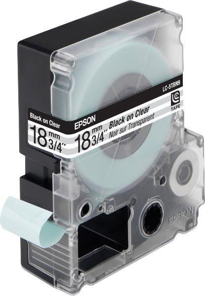 Epson Transparentetikettenkassette - C53S626406