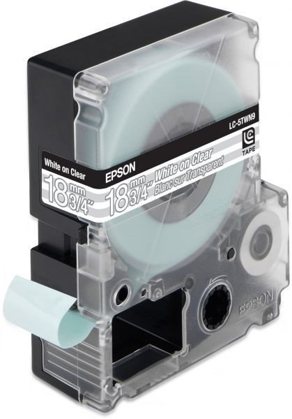 Epson Transparentetikettenkassette - C53S626407