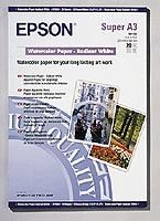 EPSON Watercolor Paper Radiant White -S041352