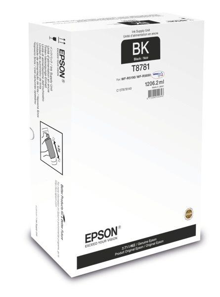 Epson XXL Tinte schwarz