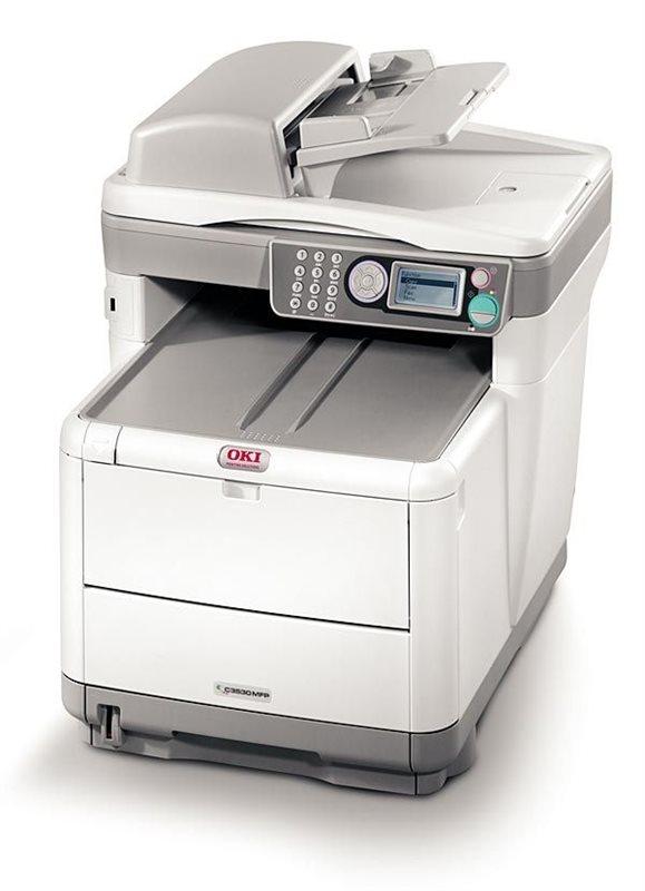 Farb- Multifunktionsdrucker OKI C3530MFP