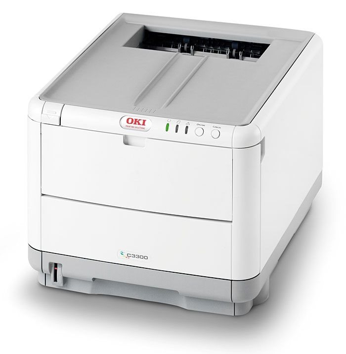 Farblaserdrucker OKI C3300N