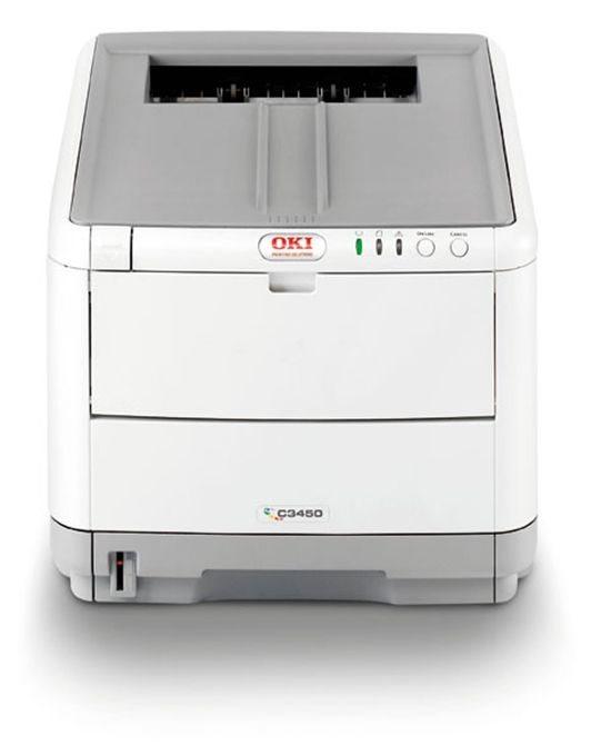 Farblaserdrucker OKI C3450N