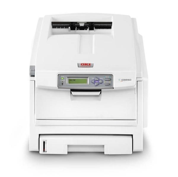 Farblaserdrucker OKI C5650DN