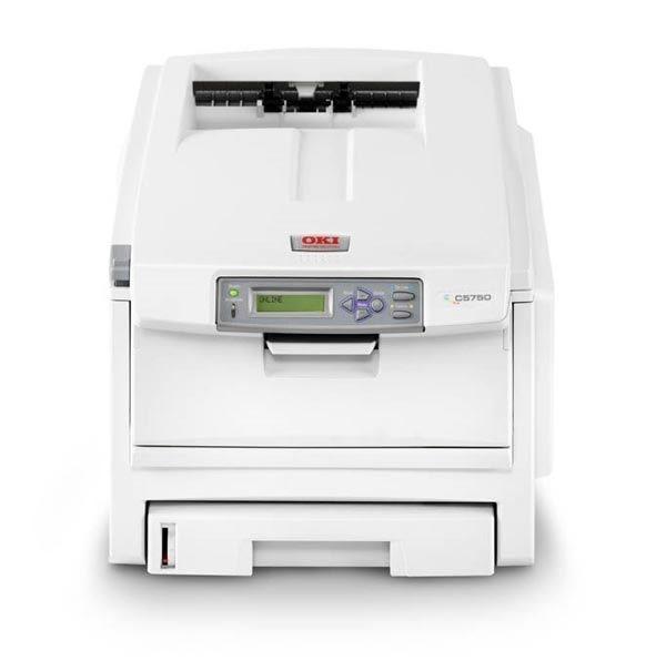 Farblaserdrucker OKI C5750N