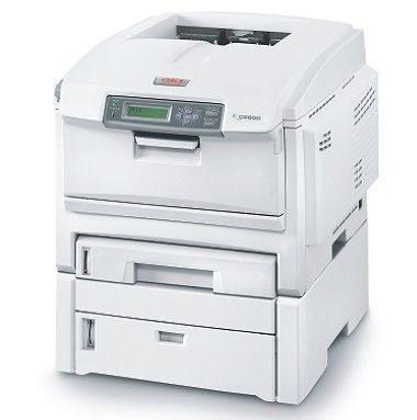 Farblaserdrucker OKI C5950DTN