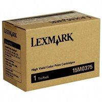 Farbpatrone für Lexmark CJP Z51- 15M0375