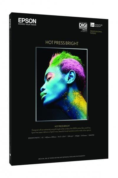 Hot Press Bright - C13S042330