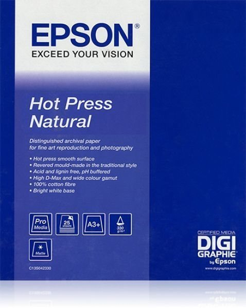 Hot Press Natural - C13S042323