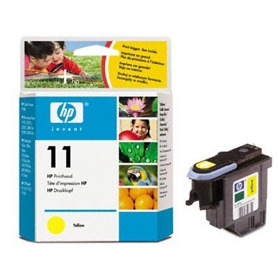 HP 11 gelb Druckkopf - C4813A