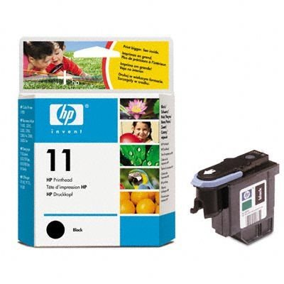 HP 11 schwarz Druckkopf - C4810A