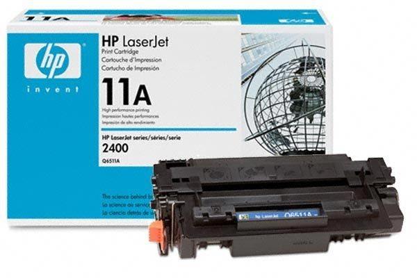 HP 11A original Toner schwarz - Q6511A