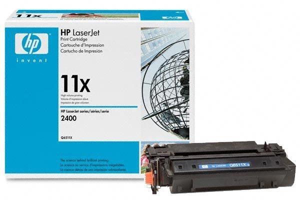 HP 11X original HC Toner schwarz - Q6511X