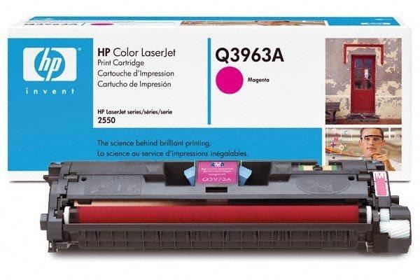 HP 122A original Toner magenta - Q3963A
