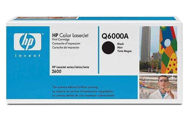 HP 124A original Toner schwarz - Q6000A