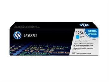 HP 125A original Toner cyan - CB541A
