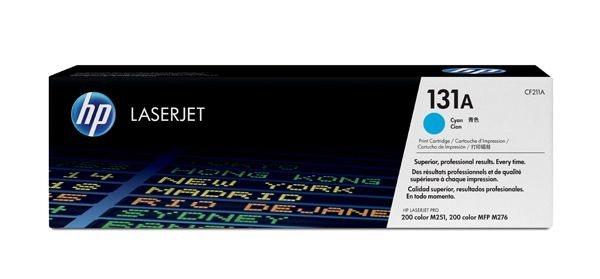 HP 131A original Toner cyan - CF211A