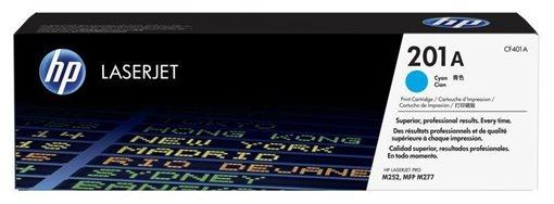 HP 201A original Toner cyan - CF401A